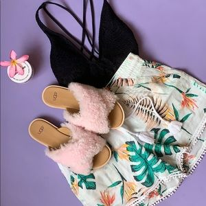 UGG Joni Sandals Seashell Pink